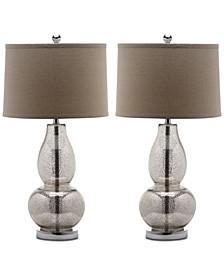 Mercurio Set of 2 Table Lamps