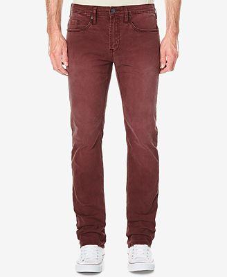 Buffalo David Bitton Men's Evan-X Slim-Straight Fit Stretch Jeans