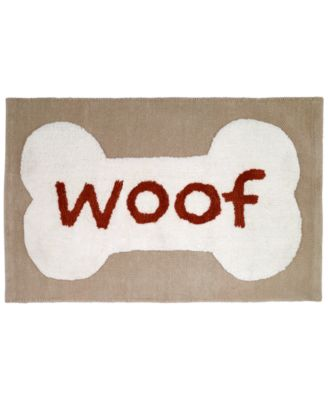 Dogs on Parade Cotton Bath Rug