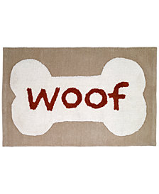 Avanti Dogs on Parade Cotton Bath Rug
