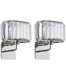 Safavieh Athena Set of 2 Sconces