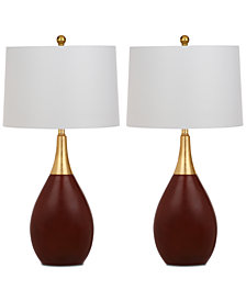 Safavieh Medallion Set of 2 Table Lamp