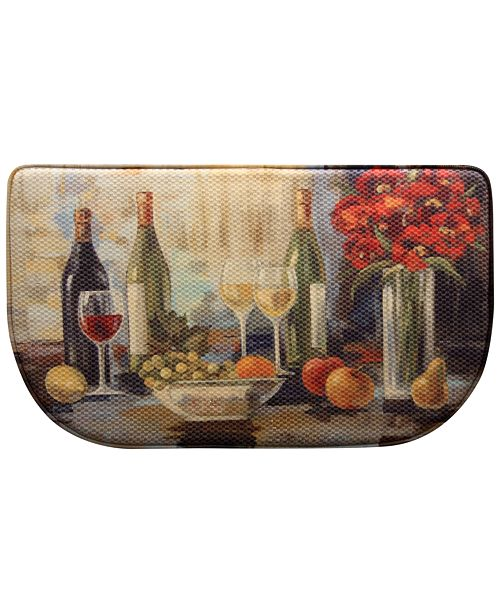"""Bacova Afternoon Delight 22"""" x 35"""" Accent Rug"""