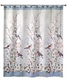 Avanti Love Nest Shower Curtain