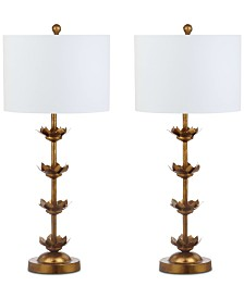 Safavieh Lani Set of 2 Table Lamps