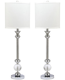 Safavieh Erica Set of 2 Table Lamps