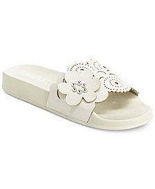Nanette by Nanette Lepore Maria Pool Slides