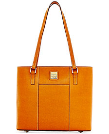 Dooney & Bourke Saffiano Leather Small Lexington Tote