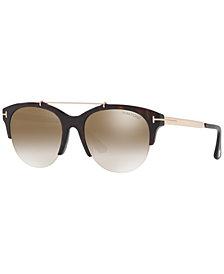 Tom Ford ADRENNE Sunglasses, FT0517