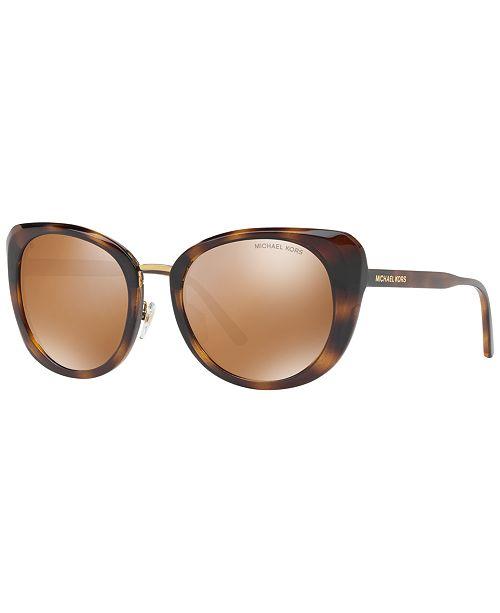 Michael Kors Polarized LISBON Sunglasses, MK2062 52