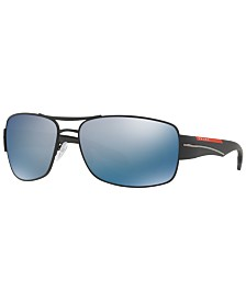 Prada Linea Rossa Polarized Sunglasses , PS 53NS