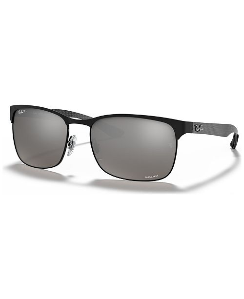 Ray-Ban Polarized Sunglasses , RB8319 CHROMANCE
