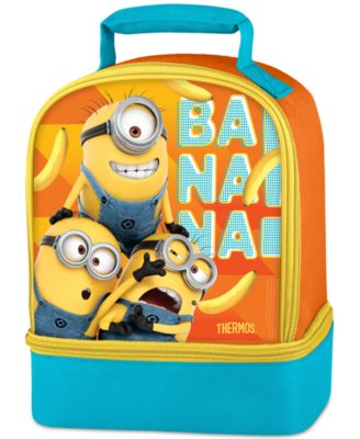 Despicable Me 3 Dual-Compartment Lunch Box