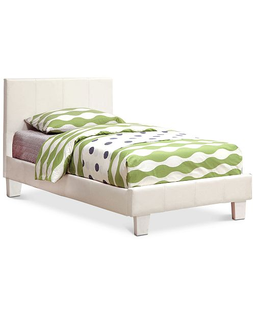 Venetian Worldwide Anda Upholstered Kid's Bed Collection, Quick Ship