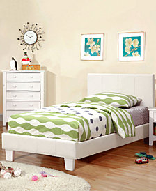 Anda Upholstered Kid's Bed Collection, Quick Ship