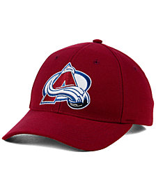 adidas Colorado Avalanche Core Basic Adjustable Snapback Cap
