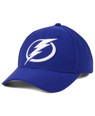adidas Tampa Bay Lightning Core Basic Adjustable Snapback Cap