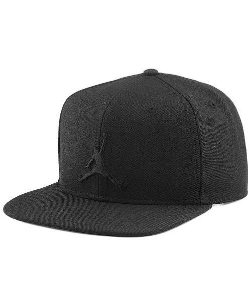 dd011640ea98 Jordan Jumpman Snapback Cap   Reviews - Sports Fan Shop By Lids ...