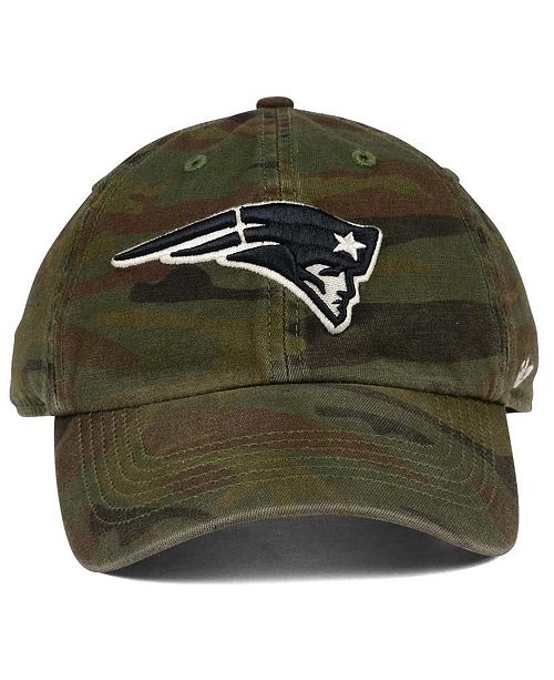 check out 37a19 60f1a ...  47 Brand New England Patriots Regiment CLEAN UP Cap    ...