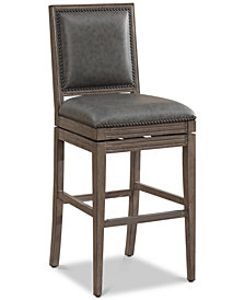 Bryan Bar Stool, Quick Ship