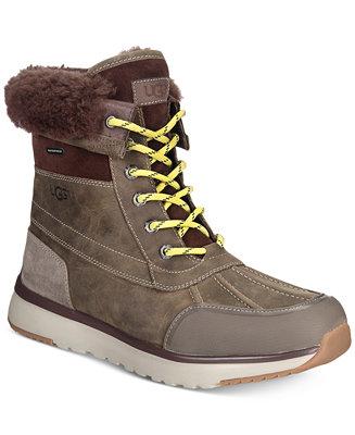 b4f5bf74535 UGG® Men's Eliasson Boots & Reviews - All Men's Shoes - Men - Macy's