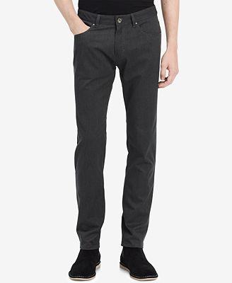 Calvin Klein Men's Five-Pocket Stretch Jeans
