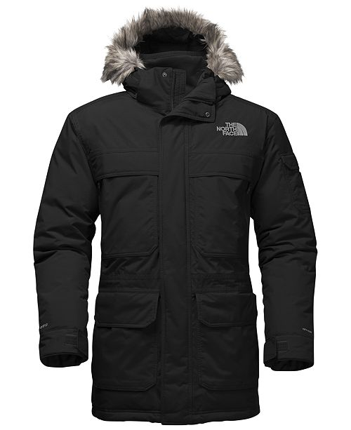 a9b427faa The North Face Men's McMurdo Parka III with Faux Fur Hood & Reviews ...
