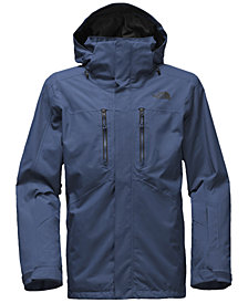The North Face Men's Clement Triclimate 3-in-1 Weatherproof Ski Jacket