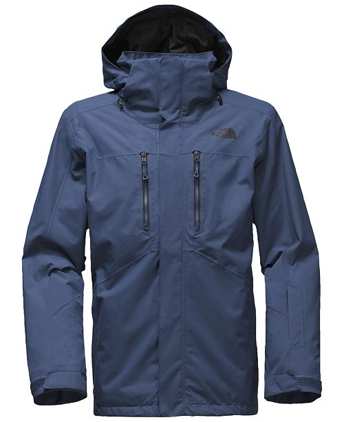 The North Face Men s Clement Triclimate 3-in-1 Weatherproof Ski ... 7d9e130f6e60