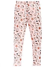 Hello Kitty Little Girls Leggings