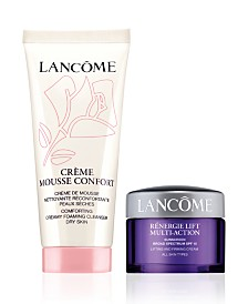 Choose Your FREE Mini Duo and Travel Mug with any $50 Lancôme Purchase