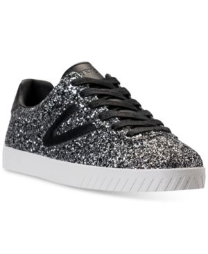 WOMEN'S CAMDEN 5 GLITTER CASUAL SNEAKERS FROM FINISH LINE