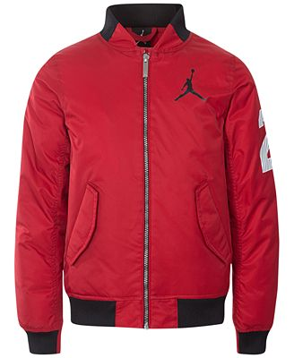 Jordan Bomber Jacket, Big Boys (8-20) - Coats & Jackets - Kids ...