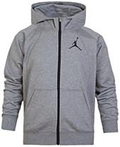 b2acc24dd Jordan Big Boys Fleece Full-Zip Hoodie. Quickview. 2 colors