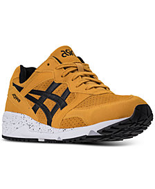 Asics Tiger Men's GEL-Lique Casual Sneakers from Finish Line
