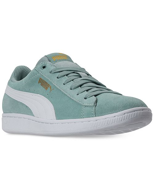 Puma Women s Vikky Casual Sneakers from Finish Line   Reviews ... 0b4e5b6a7
