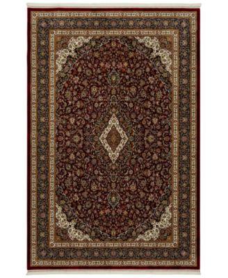 Persian Treasures Kashan 3' x 5' Area Rug