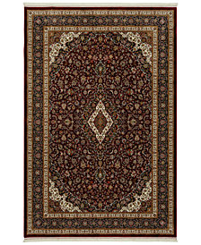 Kenneth Mink Persian Treasures Kashan 4' x 6' Area Rug