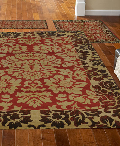 CLOSEOUT! KM Home Roma Royale 3-Pc. Rug Set