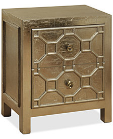 Ferdin 2-Drawer Nightstand, Quick Ship