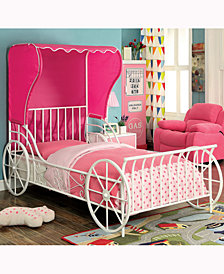 Lowena Kid's Bed Collection, Quick Ship