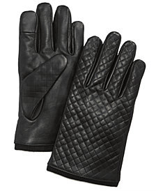 Ryan Seacrest Distinction™ Men's Leather Glove, Created for Macy's