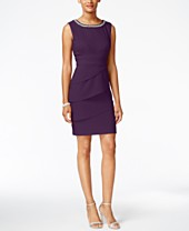 Purple Dresses For Women Macy S