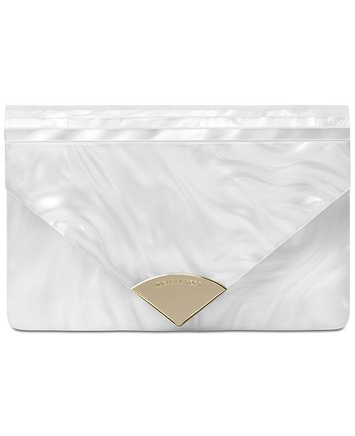 Michael Kors Barbara Medium Envelope Clutch
