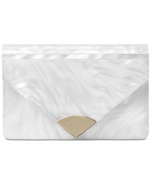Michael Michael Kors Barbara Medium Envelope Clutch 5199486