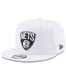 New Era Brooklyn Nets All Colors 9FIFTY Snapback Cap