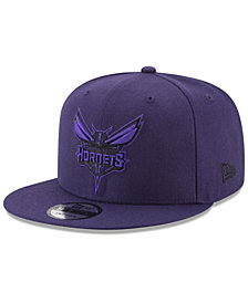 New Era Charlotte Hornets All Colors 9FIFTY Snapback Cap