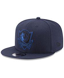 New Era Dallas Mavericks All Colors 9FIFTY Snapback Cap