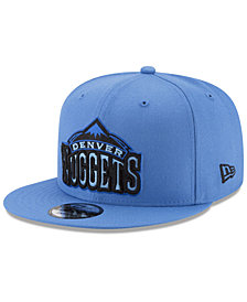 New Era Denver Nuggets All Colors 9FIFTY Snapback Cap