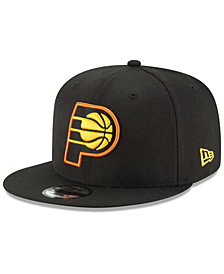 New Era Indiana Pacers All Colors 9FIFTY Snapback Cap